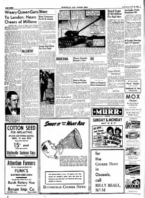 The Courier News from Blytheville, Arkansas on May 15, 1954 · Page 8