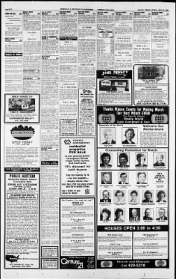 Herald And Review From Decatur Illinois On April 20 1986 Page 26