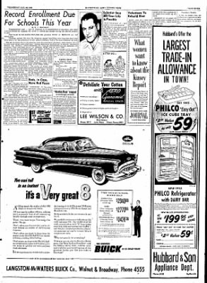 The Courier News from Blytheville, Arkansas on August 26, 1953 · Page 7