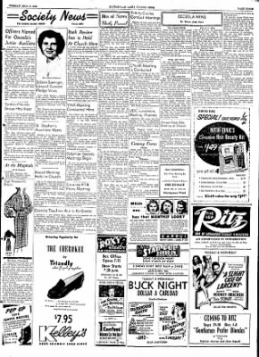The Courier News from Blytheville, Arkansas on September 8, 1953 · Page 3