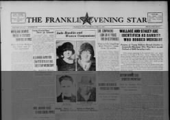 The Franklin Evening Star