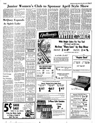 Estherville Daily News from Estherville, Iowa on December 26, 1972 · Page 10