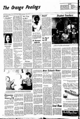 The Sioux County Capital from Orange City, Iowa on January 27, 1972 · Page 6