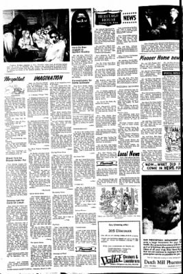 The Sioux County Capital from Orange City, Iowa on March 2, 1972 · Page 4