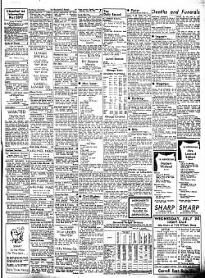 Carrol Daily Times Herald from Carroll, Iowa on July 22, 1957 · Page 7
