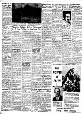 Carrol Daily Times Herald from Carroll, Iowa on July 27, 1957 · Page 8