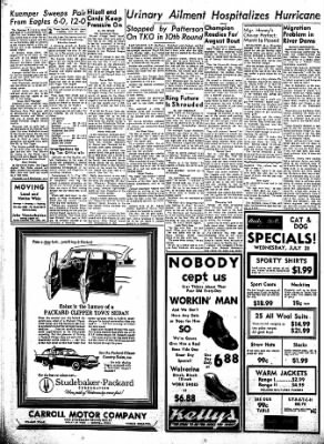 Carrol Daily Times Herald from Carroll, Iowa on July 30, 1957 · Page 2