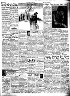 Carrol Daily Times Herald from Carroll, Iowa on August 17, 1957 · Page 3