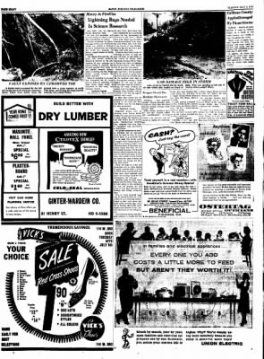 Alton Evening Telegraph from Alton, Illinois on July 5, 1960 · Page 7