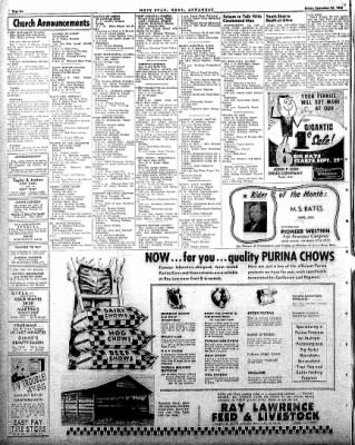 Hope Star from Hope, Arkansas on September 26, 1958 · Page 6