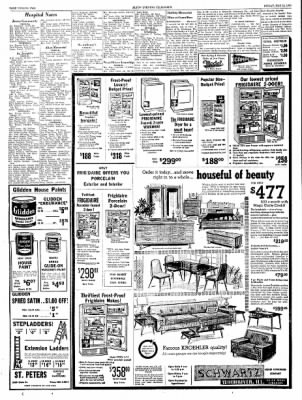 Alton Evening Telegraph from Alton, Illinois on May 31, 1963 · Page 22
