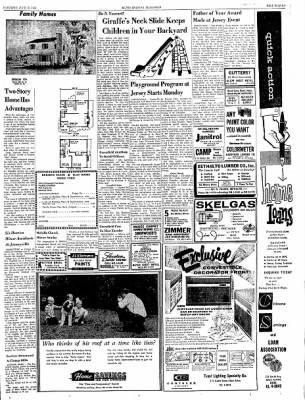 Alton Evening Telegraph from Alton, Illinois on June 15, 1963 · Page 11