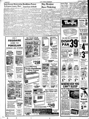 Alton Evening Telegraph from Alton, Illinois on August 1, 1963 · Page 8
