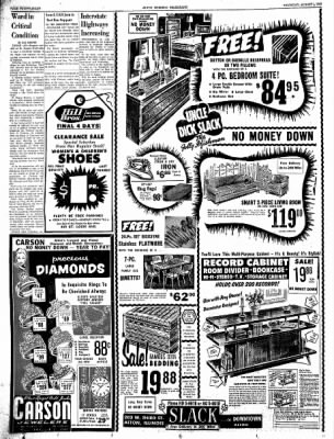 Alton Evening Telegraph from Alton, Illinois on August 1, 1963 · Page 38