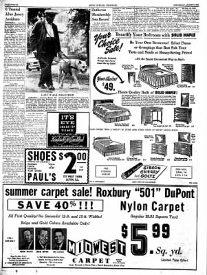 Alton Evening Telegraph from Alton, Illinois on August 7, 1963 · Page 12