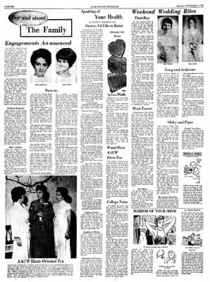 Alton Evening Telegraph from Alton, Illinois on September 16, 1963 · Page 10