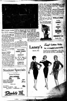 Fayette County Leader from Fayette, Iowa on September 13, 1961 · Page 9