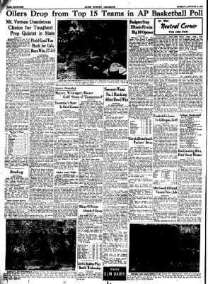 Alton Evening Telegraph from Alton, Illinois on January 3, 1950 · Page 13