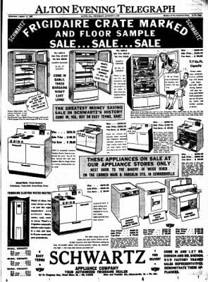 Alton Evening Telegraph from Alton, Illinois on January 5, 1950 · Page 15