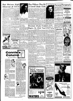 Carrol Daily Times Herald from Carroll, Iowa on October 6, 1959 · Page 4