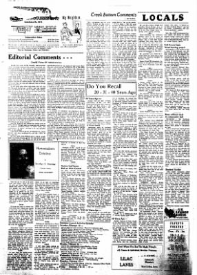 Fayette County Leader from Fayette, Iowa on February 8, 1962 · Page 2