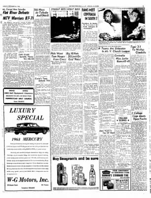 Mt. Vernon Register-News from Mt Vernon, Illinois on December 6, 1963 · Page 11