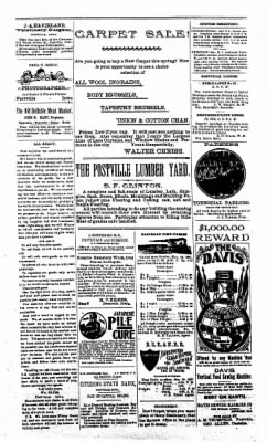 The Postville Review from Postville, Iowa on June 25, 1892 · Page 4