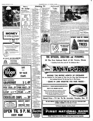 Mt. Vernon Register-News from Mt Vernon, Illinois on December 9, 1963 · Page 9