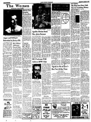 Alton Evening Telegraph from Alton, Illinois on April 13, 1961 · Page 17