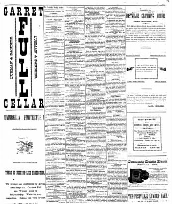 The Postville Review from Postville, Iowa on September 24, 1892 · Page 3