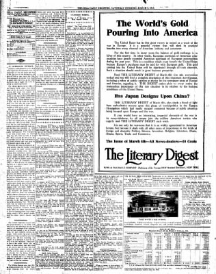 The Iola Register from Iola, Kansas on March 6, 1915 · Page 4