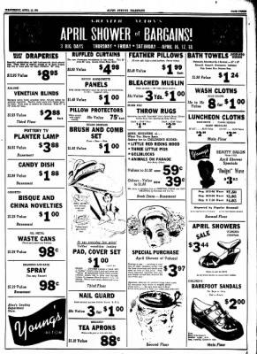 Alton Evening Telegraph from Alton, Illinois on April 15, 1953 · Page 3
