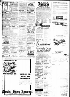 Clovis News-Journal from Clovis, New Mexico on May 2, 1965 · Page 35