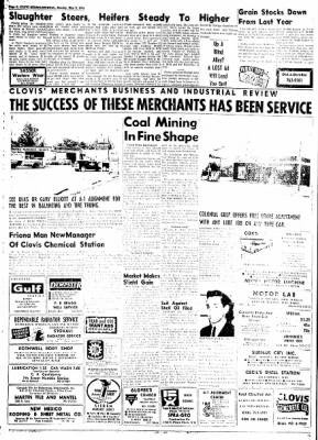 Clovis News-Journal from Clovis, New Mexico on May 3, 1965 · Page 6