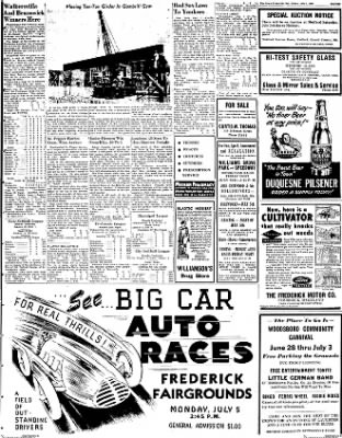 The News from Frederick, Maryland on July 2, 1948 · Page 11