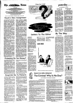 The News from Frederick, Maryland on June 2, 1970 · Page 4