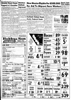 Clovis News-Journal from Clovis, New Mexico on May 6, 1965 · Page 14