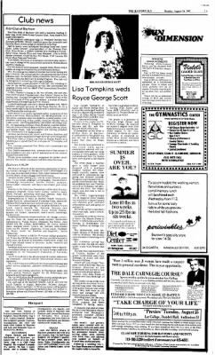 The Baytown Sun from Baytown, Texas on August 24, 1987 · Page 7