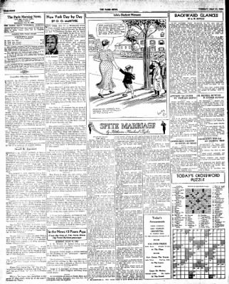 The Paris News from Paris, Texas on July 17, 1934 · Page 4