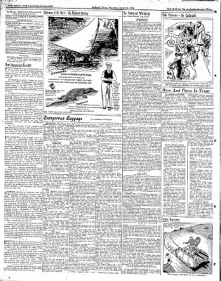Lubbock Morning Avalanche from Lubbock, Texas on March 5, 1942 · Page 4