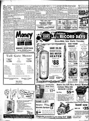 The News from Frederick, Maryland on November 28, 1951 · Page 17