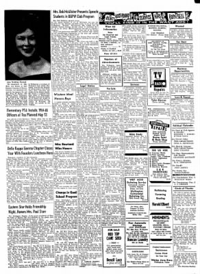 The Wellington Leader from Wellington, Texas on May 7, 1964 · Page 7