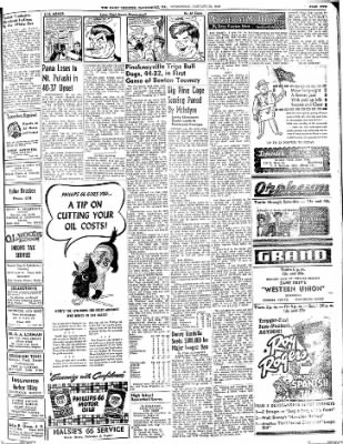 The Daily Register from Harrisburg, Illinois on January 28, 1948 · Page 5