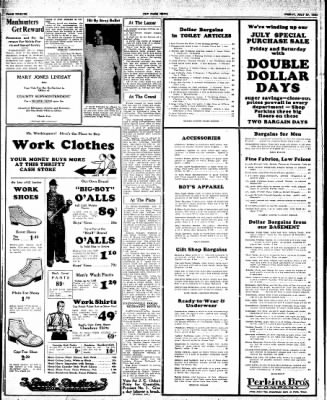 The Paris News from Paris, Texas on July 26, 1934 · Page 12