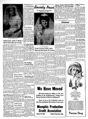 The Wellington Leader from Wellington, Texas on June 4, 1964 · Page 4