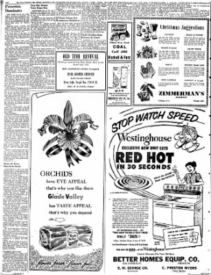 The News from Frederick, Maryland on December 4, 1951 · Page 2