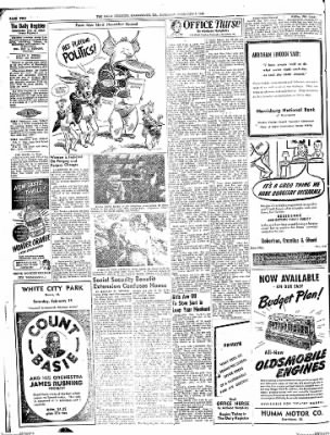 The Daily Register from Harrisburg, Illinois on February 7, 1948 · Page 2