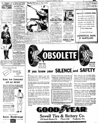 The News from Frederick, Maryland on June 2, 1932 · Page 7