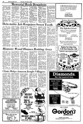 The Baytown Sun from Baytown, Texas on December 2, 1982 · Page 10
