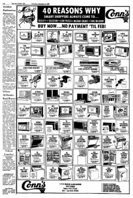 The Baytown Sun from Baytown, Texas on December 2, 1982 · Page 32